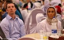 مراسم اختتامیه مسابقات کشتی کمربند قهرمانی آسیا گزارش تصویری6