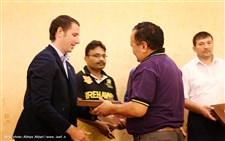 مراسم اختتامیه مسابقات کشتی کمربند قهرمانی آسیا گزارش تصویری16