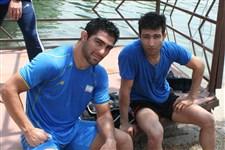تمرین آماده سازی تیم ملی کشتی آزاد بزرگسالان گزارش تصویری- 234