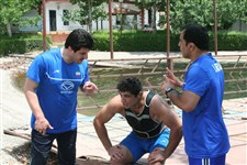 تمرین آماده سازی تیم ملی کشتی آزاد بزرگسالان گزارش تصویری- 243