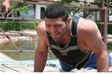 تمرین آماده سازی تیم ملی کشتی آزاد بزرگسالان گزارش تصویری- 246