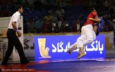 رقابت های کشتی کمربند مردان قهرمانی آسیا- تهران گزارش تصویری- 31