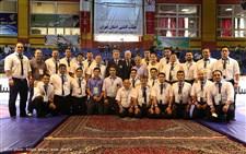 رقابت های کشتی کمربند مردان قهرمانی آسیا- تهران گزارش تصویری- 32