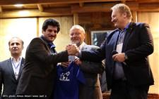 رقابت های کشتی کمربند مردان قهرمانی آسیا- تهران گزارش تصویری- 36