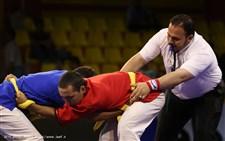 رقابت های کشتی کمربند مردان قهرمانی آسیا- تهران گزارش تصویری- 39