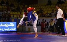 رقابت های کشتی کمربند مردان قهرمانی آسیا- تهران گزارش تصویری- 313