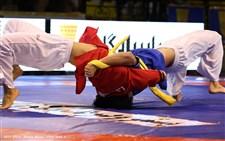 رقابت های کشتی کمربند مردان قهرمانی آسیا- تهران گزارش تصویری- 315