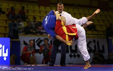 رقابت های کشتی کمربند مردان قهرمانی آسیا- تهران گزارش تصویری- 319