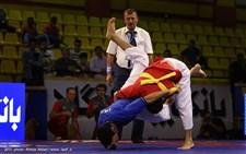 رقابت های کشتی کمربند مردان قهرمانی آسیا- تهران گزارش تصویری- 320