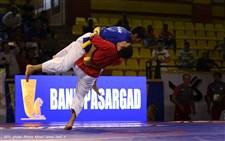 رقابت های کشتی کمربند مردان قهرمانی آسیا- تهران گزارش تصویری- 321