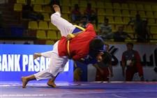 رقابت های کشتی کمربند مردان قهرمانی آسیا- تهران گزارش تصویری- 322