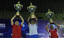 رقابت های کشتی آزاد قهرمانی جهان - ازبکستان گزارش تصویری- 917