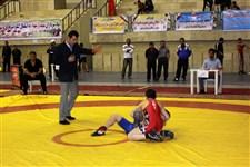 هفتمین دوره جشنواره کشتی نونهالان گزارش تصويري2