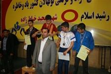 هفتمین دوره جشنواره کشتی آزاد و فرنگی نونهالان گزارش تصويري -27