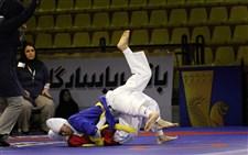 رقابت های کشتی کمربند زنان قهرمانی آسیا- تهران گزارش تصویری -32