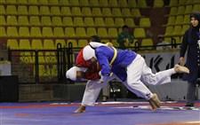 رقابت های کشتی کمربند زنان قهرمانی آسیا- تهران گزارش تصویری -33