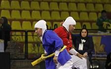 رقابت های کشتی کمربند زنان قهرمانی آسیا- تهران گزارش تصویری -34