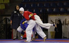 رقابت های کشتی کمربند زنان قهرمانی آسیا- تهران گزارش تصویری -37