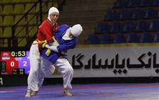 رقابت های کشتی کمربند زنان قهرمانی آسیا- تهران گزارش تصویری -312