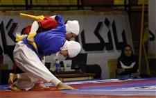 رقابت های کشتی کمربند زنان قهرمانی آسیا- تهران گزارش تصویری -313