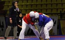 رقابت های کشتی کمربند زنان قهرمانی آسیا- تهران گزارش تصویری -315