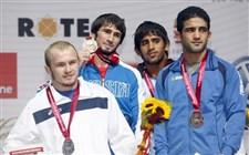 رقابتهای كشتي آزاد قهرماني جهان- مجارستان گزارش تصويري-437