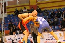 رقابتهاي بينالمللي كشتي فرنگي جام يادگار امام ره گزارش تصويري-410
