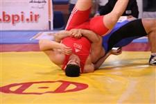 رقابتهاي بينالمللي كشتي فرنگي جام يادگار امام ره گزارش تصويري-417