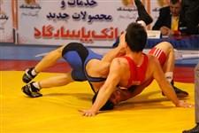 رقابتهاي بينالمللي كشتي فرنگي جام يادگار امام ره گزارش تصويري-431