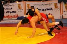 رقابتهاي بينالمللي كشتي فرنگي جام يادگار امام ره گزارش تصويري-432