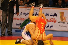 رقابتهاي بينالمللي كشتي فرنگي جام يادگار امام ره گزارش تصويري-436