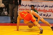 رقابتهاي بينالمللي كشتي فرنگي جام يادگار امام ره گزارش تصويري-437