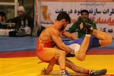 رقابتهاي بينالمللي كشتي فرنگي جام يادگار امام ره گزارش تصويري-438