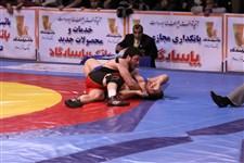 رقابتهاي بينالمللي كشتي فرنگي جام يادگار امام ره گزارش تصويري-442