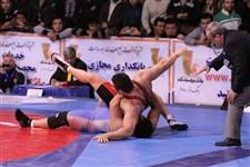 رقابتهاي بينالمللي كشتي فرنگي جام يادگار امام ره گزارش تصويري-444