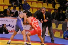 رقابتهاي بينالمللي كشتي فرنگي جام يادگار امام ره گزارش تصويري-447