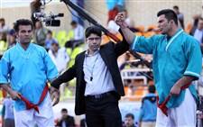 رقابت های کشتی کمربند آلیش مردان، قهرمانی کشور گزارش تصویری - 33