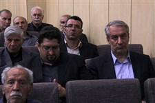مراسم ترحیم علیرضا سلیمانی قهرمان کشتی آزاد جهان گزارش تصویری7