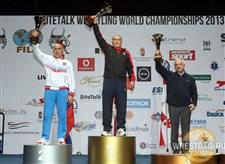 رقابتهای کشتی آزاد قهرمانی جهان - مجارستان گزارش تصویری - 520