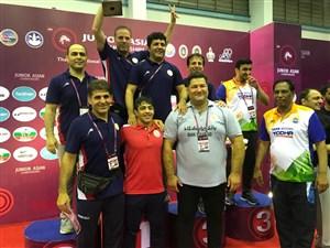 رقابت های کشتی فرنگی جوانان قهرمانی آسیا- تایلند 2