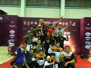 رقابت های کشتی فرنگی جوانان قهرمانی آسیا- تایلند 4